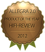 HiFi Review product of the year 2012